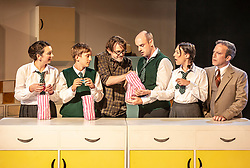 Nigel Slater's Toast is a new play based on his award-winning autobiography. Vividly recreating suburban England in the 1960s, Nigel Slater's childhood is told through the tastes and smells he grew up with.<br /> <br /> The play is part of the Edinburgh Fringe Festival and is at the Traverse Theatre until 26 August