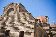 Basilica di San Lorenzo, Florence, Tuscany, Italy