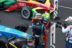 May 13, 2017 - Monte Carlo, Monaco - Motorsports: FIA Formula E race 05 Monaco 2017, .Sébastien Buemi, Lucas di Grassi. (Credit Image: © Hoch Zwei via ZUMA Wire)