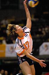 19-06-2000 JAP: OKT Volleybal 2000, Tokyo<br /> Nederland - Japan 1-3 / Elles Leferink
