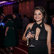 Westminster, UK. 20th Apr, 2017. Katie Jennings is an artist attends The annually National UK Blog Awards at Park Plaza Westminster Bridge, London. by See Li