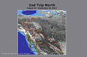 2014 Dempster Hwy Yukon