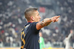 December 20, 2017 - Turin, Piedmont, Italy - Ricardo Centurion (Genoa CFC)  during the Italian Cup football match between Juventus FC and Geona CFC at Allianz Stadium on 20 December, 2017 in Turin, Italy. (Credit Image: © Massimiliano Ferraro/NurPhoto via ZUMA Press)