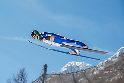 Jurij Tepes (SLO) during Qulification Round of the Ski Flying Hill Individual Competition at Day 1 of FIS Ski Jumping World Cup Final 2019, on March 21, 2019 in Planica, Slovenia. Photo by Peter Podobnik / Sportida