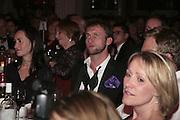 Vince Leigh,  Costa Book Awards 2006. Grosvenor House Ballroom. Park Lane, London. 7 February 2007. -DO NOT ARCHIVE-© Copyright Photograph by Dafydd Jones. 248 Clapham Rd. London SW9 0PZ. Tel 0207 820 0771. www.dafjones.com.