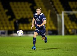 Falkirk's Will Vaulks. <br /> Livingston 0 v 1 Falkirk, Scottish Championship played13/12/2014 at The Energy Assets Arena.