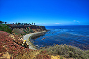 Point Vicente Lighthouse at Palos Verdes Peninsula