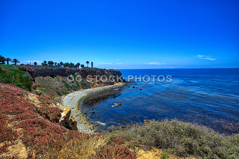 Point Vicente Lighthouse at Palos Verdes Peninsula