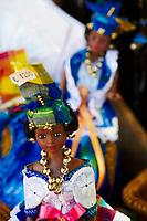 France, Martinique, poupee creole // France, Martinique, Doll