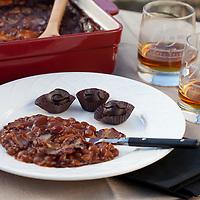 Ken Pierce of 1792 RIdgemont Reserve Distillery, bourbon baked beans recipie