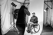 Edward Desmond<br /> Marine Corps<br /> Sergeant (E-5)<br /> Radio Operator<br /> Aug. 1998 - July 2006<br /> OEF<br /> <br /> WaterFire Event<br /> Veterans Portrait Project<br /> Providence, RI