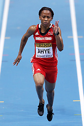08.03.2014, Ergo Arena, Sopot, POL, IAAF, Leichtathletik Indoor WM, Sopot 2014, im Bild MICHELLE LEE AHYE // MICHELLE LEE AHYE during day two of IAAF World Indoor Championships Sopot 2014 at the Ergo Arena in Sopot, Poland on 2014/03/08. EXPA Pictures © 2014, PhotoCredit: EXPA/ Newspix/ Piotr Matusewicz<br /> <br /> *****ATTENTION - for AUT, SLO, CRO, SRB, BIH, MAZ, TUR, SUI, SWE only*****