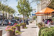 Firestone Blvd and La Reina Ave Downey California