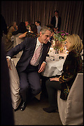 JEREMY IRONS; SINEAD CUSACK, Liberatum Cultural Honour for Francis Ford Coppola<br /> with Bulgari Hotel & Residences, London. 17 November 2014