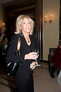 LADY COSIMA SOMERSET, Book launch of Lady Annabel Goldsmith's third book, No Invitation Required. Claridges's. London. 11 November 2009