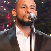 NLD/Hilversum /20131210 - Sky Radio Christmas Tree For Charity 2013, Mitchell Brunings