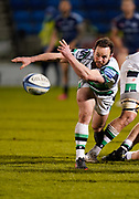 Newcastle Falcons scrum-half Louis Schreuder during a Gallagher Premiership Round 12 Rugby Union match, Friday, Mar 05, 2021, in Eccles, United Kingdom. (Steve Flynn/Image of Sport)