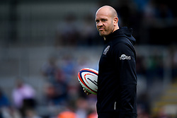 Julian Salvi  prior to kick off - Mandatory by-line: Ryan Hiscott/JMP - 21/09/2019 - RUGBY - Sandy Park - Exeter, England - Exeter Chiefs v Bath Rugby - Premiership Rugby Cup
