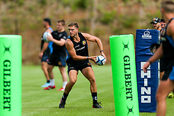 Sam Maunder in action as Exeter Chiefs take part in stage one training as Premiership Rugby clubs take the first steps towards a return to play in August after the Covid-19 enforced break - Rogan/JMP - 19/06/2020 - RUGBY UNION - Sandy Park - Exeter, England - Gallagher Premiership.