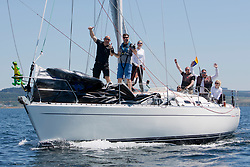 Sailing - SCOTLAND  - 28th May 2018<br /> <br /> Final days racing the Scottish Series 2018, organised by the  Clyde Cruising Club, with racing on Loch Fyne from 25th-28th May 2018<br /> <br /> 3361C, Salamander XXII,<br /> <br /> Credit : Marc Turner<br /> <br /> Event is supported by Helly Hansen, Luddon, Silvers Marine, Tunnocks, Hempel and Argyll & Bute Council along with Bowmore, The Botanist and The Botanist