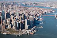 2016 New York City aerials