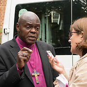 Archbishop of York to attend memorial for Grenfell Tower victims