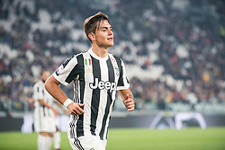 October 25, 2017 - Turin, Piemonte/Torino, Italy - Paulo Dybala (Juventus FC) during theSerie A: Juventus FC vs S.P.A.L. 2013 at Allianz Stadium. Juventus wins 4-1. Turin, Italy 25th october 2017 (Credit Image: © Alberto Gandolfo/Pacific Press via ZUMA Wire)