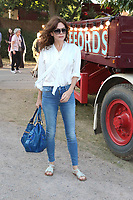 Anna Friel, Giffords Circus Press Night - Celebrity Arrivals, Chiswick House & Gardens, London, UK, 28 June 2018, Photo by Richard Goldschmidt