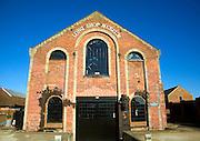 The Longshop nineteenth century engineering works now a museum, Leiston, Suffolk, England
