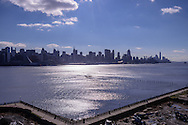 9th Floor, View From Nine on the Hudson, West New York, NJ