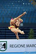 Gim Yun Hee is a Korean gymnast born in Gimpo in 1991.