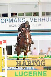 Houtzager Marc-Michael<br />KWPN Paardendagen 2001<br />Photo © Dirk Caremans