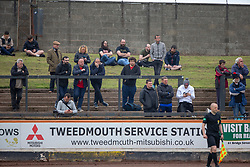 Berwick fans at 0-2. Cove Rangers have become the SPFL's newest side and ended Berwick Rangers' 68-year stay in Scotland's senior leagues by earning a League Two place. Berwick Rangers 0 v 3 Cove Rangers, League Two Play-Off Second Leg played 18/5/2019 at Berwick Rangers Stadium Shielfield Park.