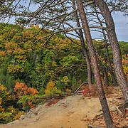 Hocking Hills Fall Colors