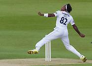 Durham County Cricket Club v Hampshire County Cricket Club 010915