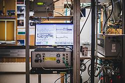 THEMENBILD - Messungen am Sonnblick Observatorium, aufgenommen am 20. November 2018, Rauris, Österreich // measurements at the Observatory Sonnblick on 2018/11/20, Rauris, Austria. EXPA Pictures © 2018, PhotoCredit: EXPA/ JFK