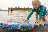Maine beaches - fun in the sun.  ©2017 Karen Bobotas Photographer