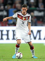 Fotball<br /> Tyskland v Argentina<br /> Privatlandskamp<br /> 03.09.2014<br /> Foto: Witters/Digitalsport<br /> NORWAY ONLY<br /> <br /> Julian Draxler (Deutschland)<br /> Fussball, Testspiel, Deutschland - Argentinien 2:4