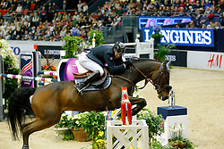 Delaveau Patrice, (FRA), Lacrimoso 3 Hdc<br /> Longines FEI World Cup Jumping Final II<br /> © Dirk Caremans
