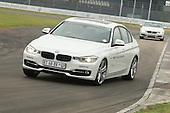 Driving Portraits of BMW F30