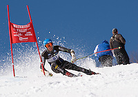 Nor Am Mens Giant Slalom at Waterville Valley, New Hampshire March 16, 2010....