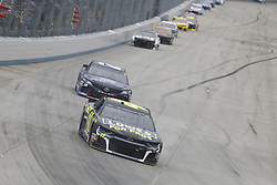 May 6, 2018 - Dover, Delaware, United States of America - Jimmie Johnson (48) battles for position during the AAA 400 Drive for Autism at Dover International Speedway in Dover, Delaware. (Credit Image: © Justin R. Noe Asp Inc/ASP via ZUMA Wire)