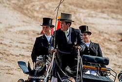 Fairclough James, USA, Bento, Caletta 5, Citens, Dapper<br /> World Equestrian Games - Tryon 2018<br /> © Hippo Foto - Dirk Caremans<br /> 23/09/2018