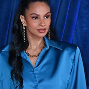 """Alesha Dixon attended """"The Harder They Fall"""" Opening Night Gala - 65th BFI London Film Festival, Southbank Centre, London, UK. 6 October 2021."""
