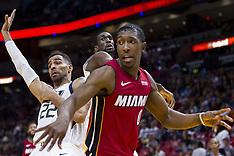 Utah Jazz vs. Miami Heat - 8 Jan 2018