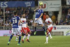 Strasbourg vs Lyon 12 May 2018
