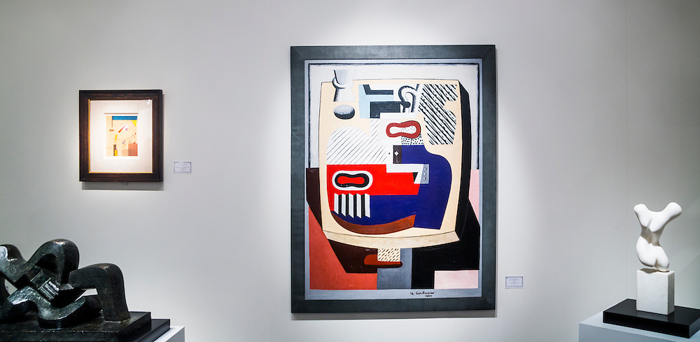 Painting by Le Corbusier