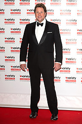 © Licensed to London News Pictures. 18/10/2016. MICHAEL BALL attends the Variety Showbiz Awards at the Hilton Park Lane Hotel. London, UK. Photo credit: Ray Tang/LNP