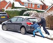Snow Stratford Upon Avon