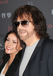 © Licensed to London News Pictures. 03/09/2014, UK. Jeff Lynne; Electric Light Orchestra, John Varvatos - Flagship European London store launch party, Conduit Street, London UK, 03 September 2014. Photo credit : Richard Goldschmidt/Piqtured/LNP